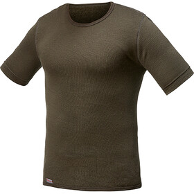 Woolpower 200 Camiseta Hombre, pine green